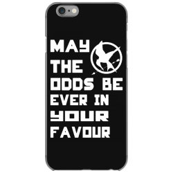 may the odds be ever in your favour iPhone 6/6s Case | Artistshot