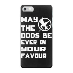 may the odds be ever in your favour iPhone 7 Case | Artistshot