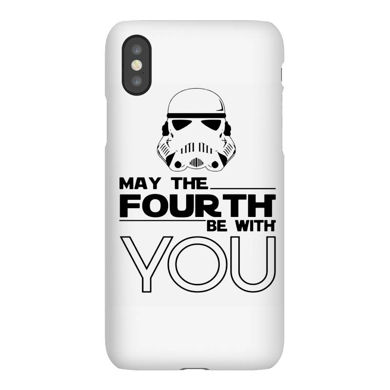 May The Fourth Be With You Iphonex Case | Artistshot