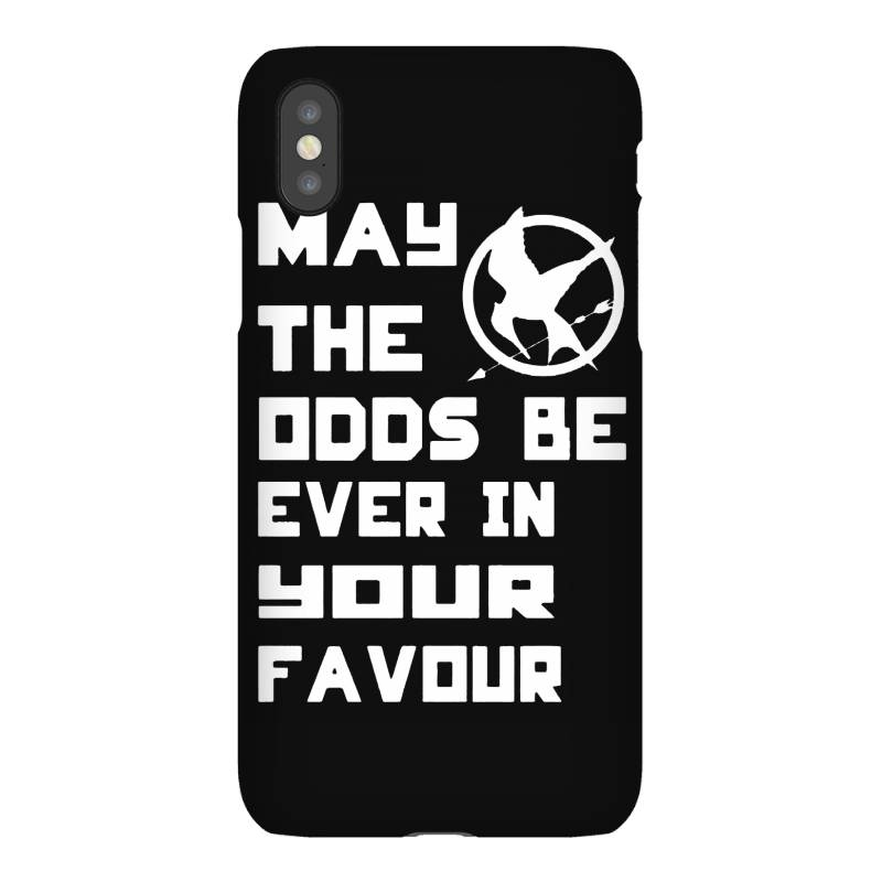 May The Odds Be Ever In Your Favour Iphonex Case   Artistshot