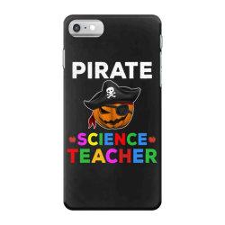 pirate teacher funny halloween gift for science teacher iPhone 7 Case | Artistshot