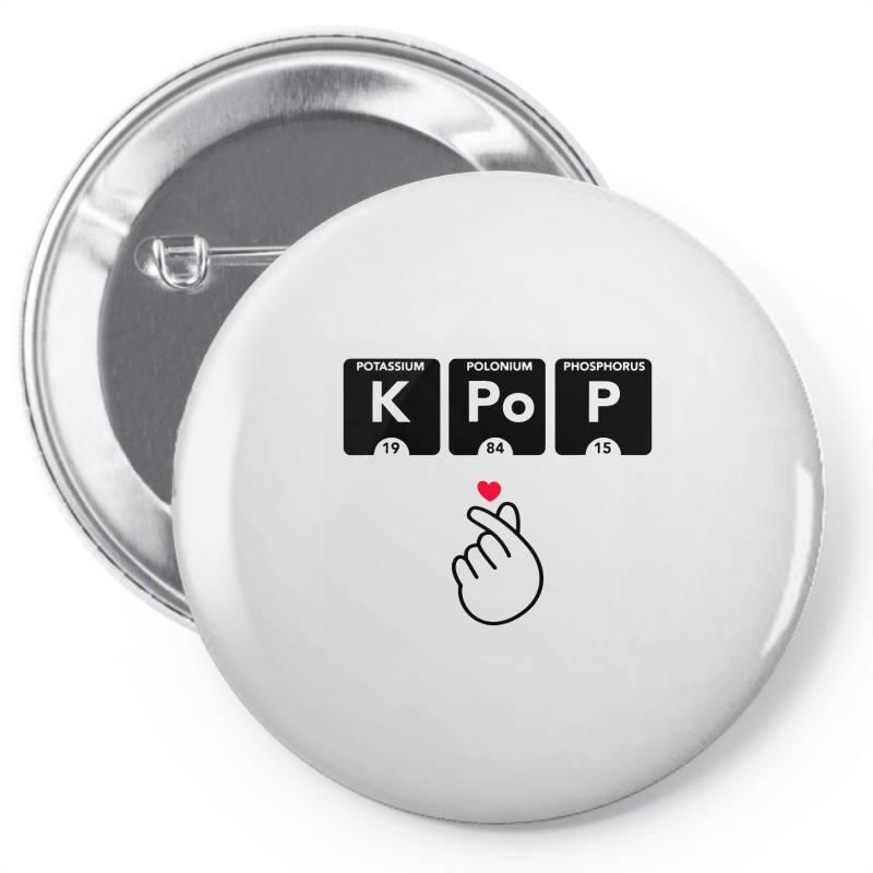 Korean Pop Fashion Pin-back Button | Artistshot