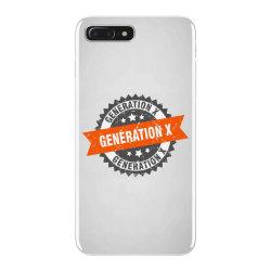 generation x iPhone 7 Plus Case   Artistshot