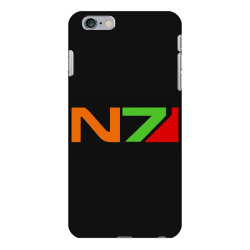 mass effect n7 iPhone 6 Plus/6s Plus Case   Artistshot