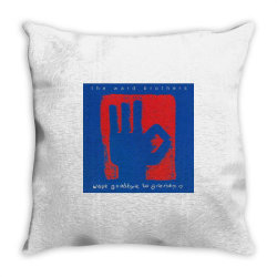 British pop rock band The Ward Brothers Throw Pillow | Artistshot