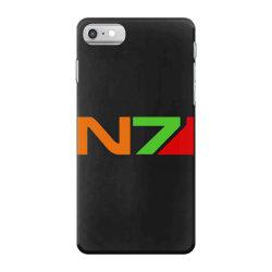 mass effect n7 iPhone 7 Case   Artistshot
