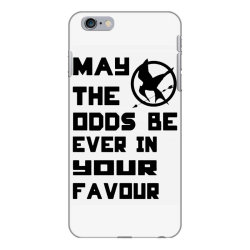 may the odds be ever in your favour iPhone 6 Plus/6s Plus Case   Artistshot