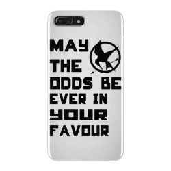 may the odds be ever in your favour iPhone 7 Plus Case   Artistshot