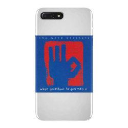British pop rock band The Ward Brothers iPhone 7 Plus Case | Artistshot