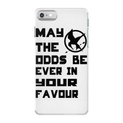 may the odds be ever in your favour iPhone 7 Case   Artistshot