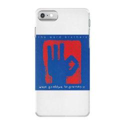 British pop rock band The Ward Brothers iPhone 7 Case | Artistshot