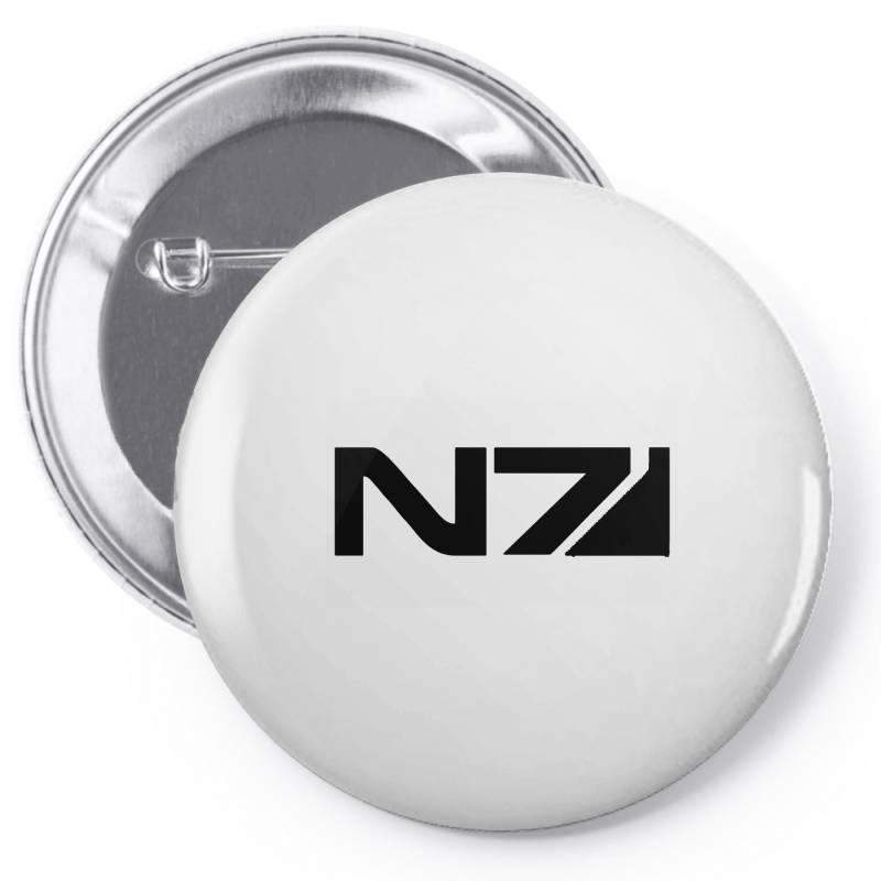 Mass Effect N7 Pin-back Button | Artistshot