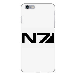 mass effect n7 iPhone 6 Plus/6s Plus Case | Artistshot