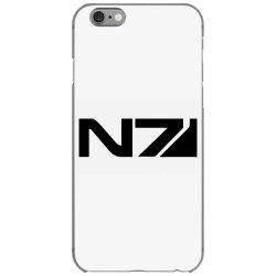 mass effect n7 iPhone 6/6s Case | Artistshot