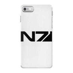mass effect n7 iPhone 7 Case | Artistshot