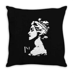 madonna Throw Pillow | Artistshot