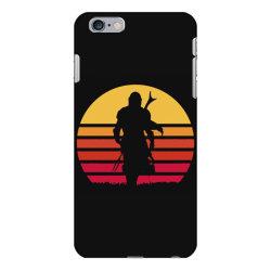 mando retro iPhone 6 Plus/6s Plus Case   Artistshot