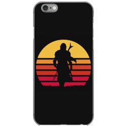 mando retro iPhone 6/6s Case   Artistshot