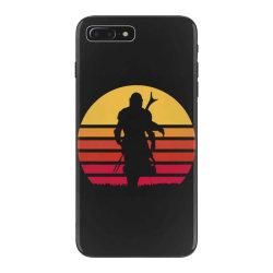 mando retro iPhone 7 Plus Case   Artistshot