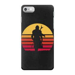 mando retro iPhone 7 Case   Artistshot