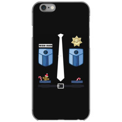 prison guard correctional officer funny christmas costume iPhone 6/6s Case | Artistshot