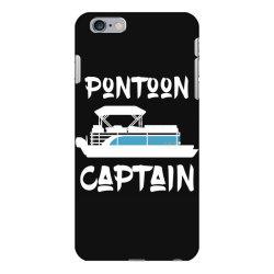 pontoon captain shirt pontoon boat lake sailing lover iPhone 6 Plus/6s Plus Case   Artistshot