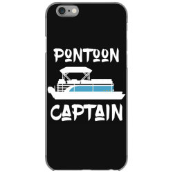 pontoon captain shirt pontoon boat lake sailing lover iPhone 6/6s Case   Artistshot