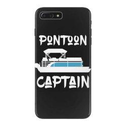 pontoon captain shirt pontoon boat lake sailing lover iPhone 7 Plus Case   Artistshot