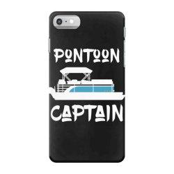 pontoon captain shirt pontoon boat lake sailing lover iPhone 7 Case   Artistshot
