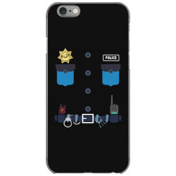 policeman kids halloween costume police officer awesome iPhone 6/6s Case | Artistshot