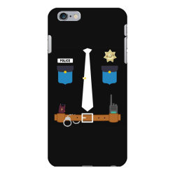 policeman funny halloween costume police officer awesome iPhone 6 Plus/6s Plus Case   Artistshot