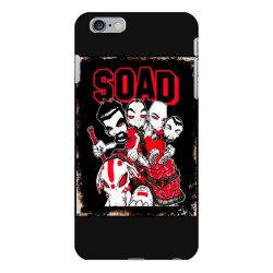 soad iPhone 6 Plus/6s Plus Case   Artistshot