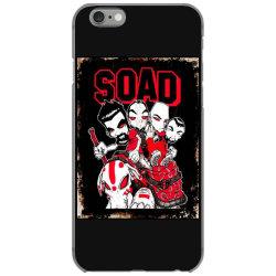 soad iPhone 6/6s Case   Artistshot