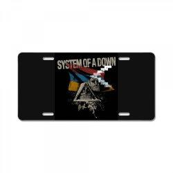 soad License Plate | Artistshot