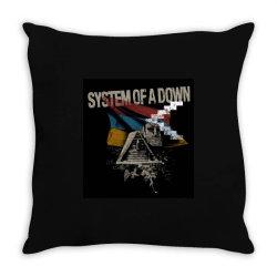 soad Throw Pillow | Artistshot