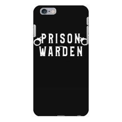 prison warden correctional prison officer halloween costume iPhone 6 Plus/6s Plus Case | Artistshot