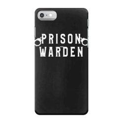 prison warden correctional prison officer halloween costume iPhone 7 Case | Artistshot