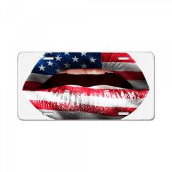 4 July License Plate   Artistshot