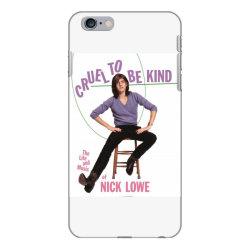 cruel to be kind iPhone 6 Plus/6s Plus Case   Artistshot