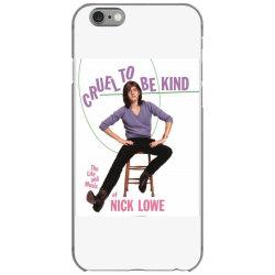 cruel to be kind iPhone 6/6s Case   Artistshot