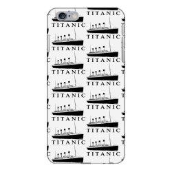 Titanic iPhone 6 Plus/6s Plus Case   Artistshot
