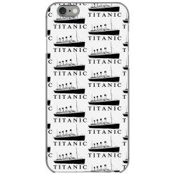 Titanic iPhone 6/6s Case   Artistshot
