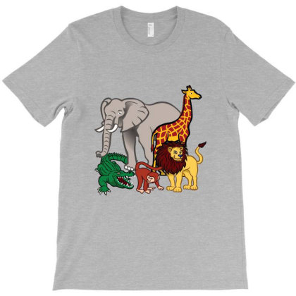 Party Animal T-shirt Designed By Dev18