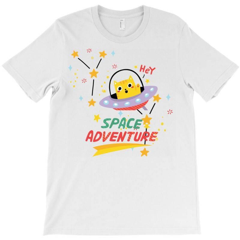 Cat Astronaut T-shirt   Artistshot