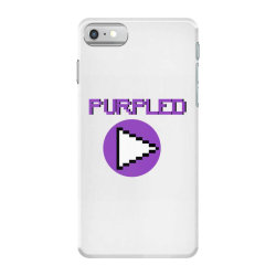 purpled craft yt iPhone 7 Case | Artistshot
