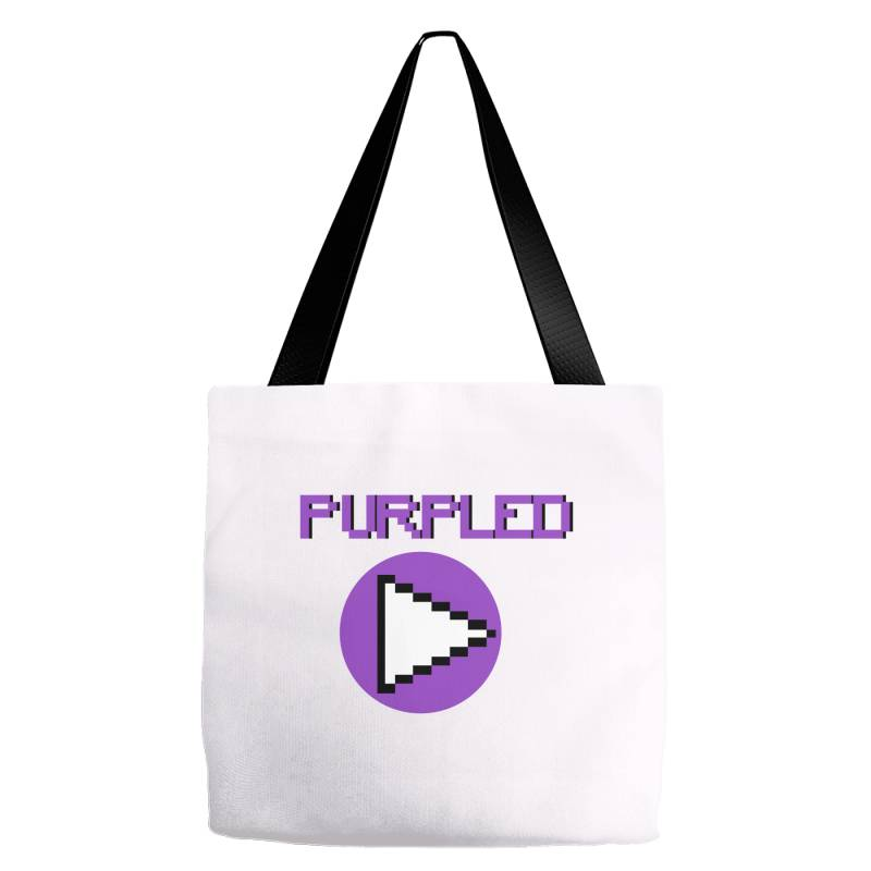 Purpled Craft Yt Tote Bags | Artistshot