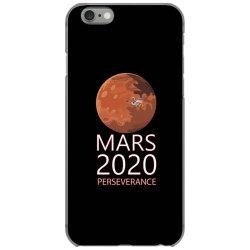 mars 2020 perseverance white 01 iPhone 6/6s Case   Artistshot