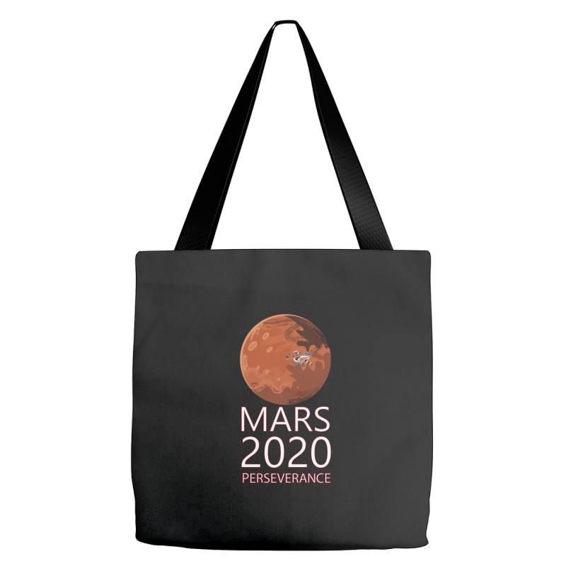 Mars 2020 Perseverance White 01 Tote Bags   Artistshot