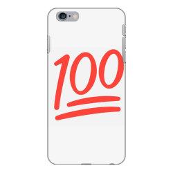 100 number iPhone 6 Plus/6s Plus Case | Artistshot