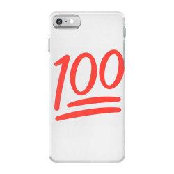 100 number iPhone 7 Case | Artistshot